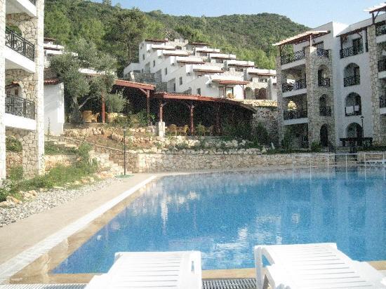 Akbuk, Turquía: Hotel