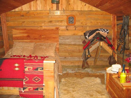 Seventy-four Ranch: The Cowboy Cabin