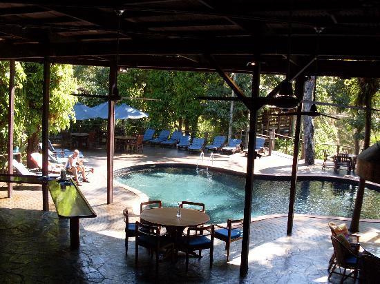Bloomfield Lodge: Pool