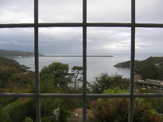 Pentower: Main view from room