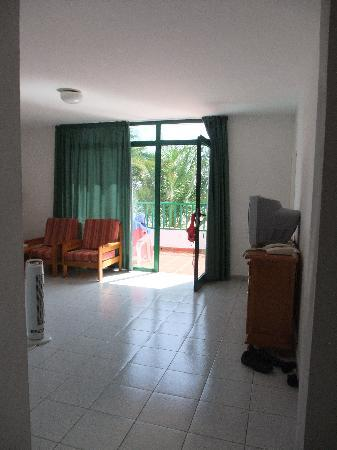 La Penita Apartments: Lounge in an apartment