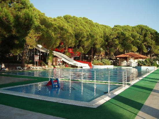Pool picture of omer holiday resort kusadasi tripadvisor for Great rooms com