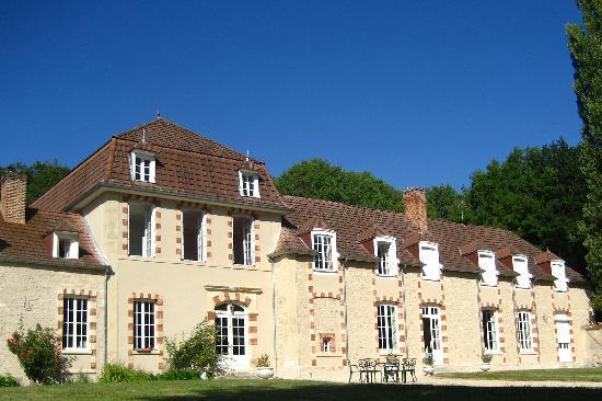 Manoir de Montflambert: View from the Garden