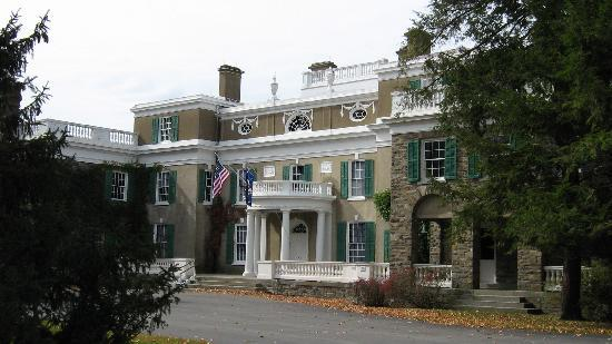 Franklin Delano Roosevelt Home: Home of Franklin Roosevelt