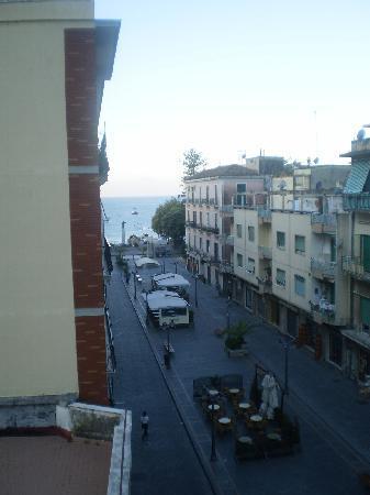 Meuble Casa Mannini B&B: Seaview from balconey