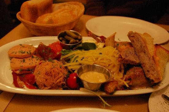 Le Lapin Sauté: Rabbit and Duck for Two