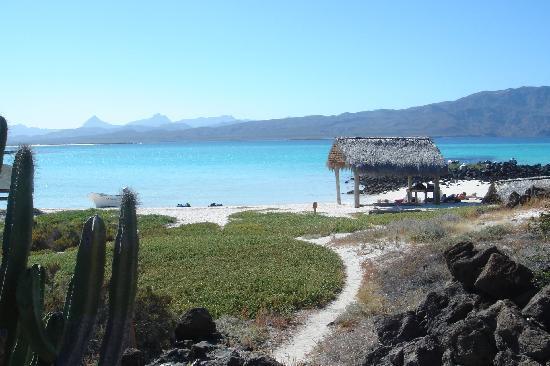 Las Cabanas de Loreto: Island
