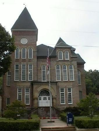 Pocahontas County Courthouse Marlinton Wv