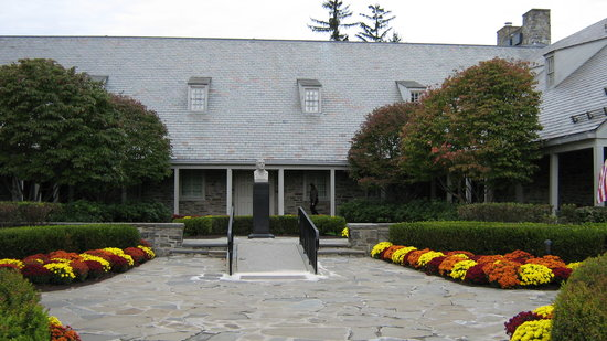 Franklin D. Roosevelt Presidential Library and Museum: The Presidential Musuem