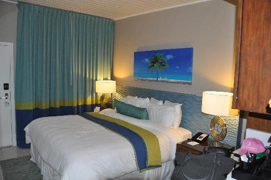 Orchid Key Inn: Great Room - Comfortable Bed