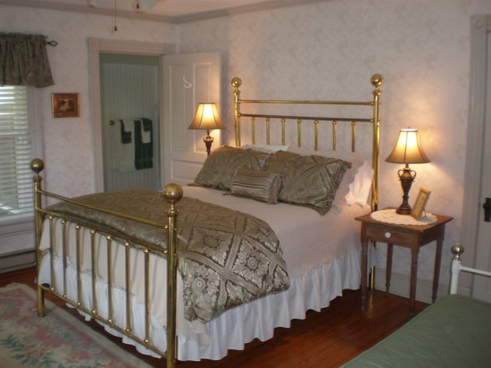 Meander Inn Bed and Breakfast: Hatches Room
