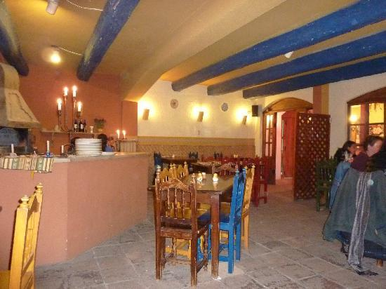 Hostal Dona Esther: Restorant
