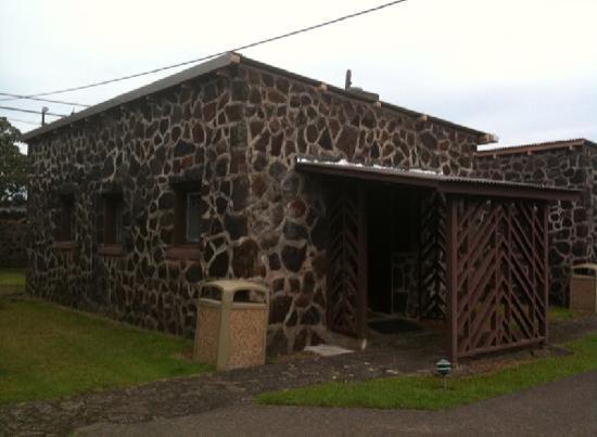 Kilauea Volcano Military Camp: KMC one bedroom cabin