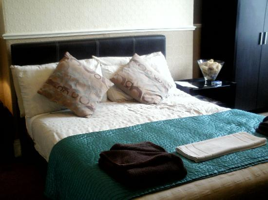 The Saxon House: Bedroom
