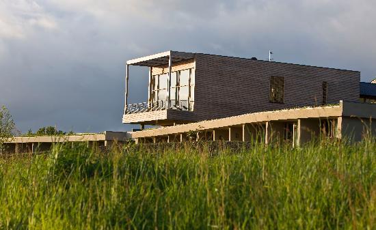 La Gree des Landes: Eco Hôtel Spa Yves Rocher Les Jardins Sauvages