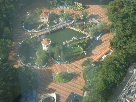 L'hotel Nina et Convention Centre: parkview