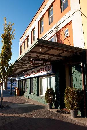 Port Angeles Downtown Hotel: Downtown Hotel Port Angeles