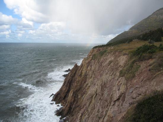 Cape Breton Highlands National Park: west coast