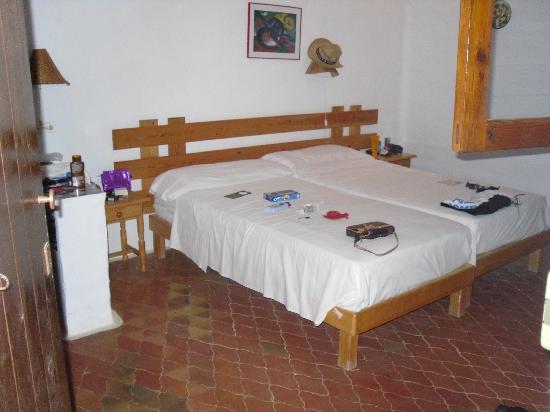Hotel Casbah Formentera: l'interno della camera
