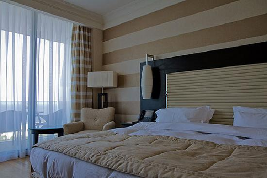 Kempinski Hotel Adriatic Istria Croatia: mein Hotelzimmer
