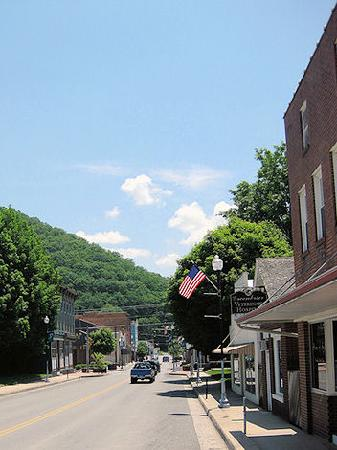 Downtown Marlinton Wv