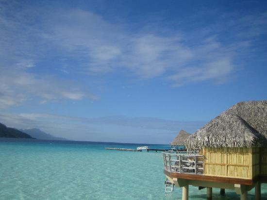 Le Taha'a Island Resort & Spa: bungalow