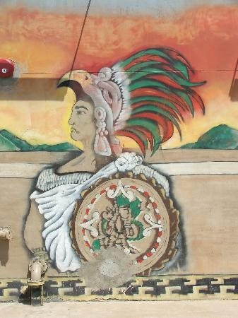 El Indio Mexican Food Restaurant: Authentic atmosphere