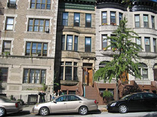 Candy Hill Harlem: A nice picture of Convent