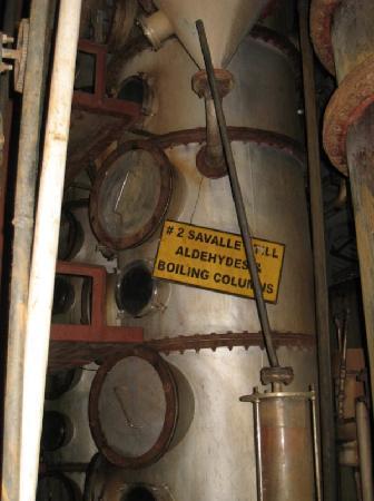 Demerara Distillery: A still