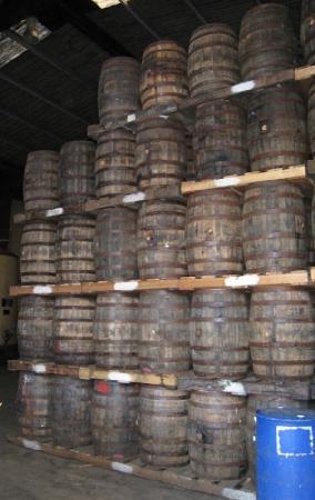 Demerara Distillery: Stockpiles of Gold