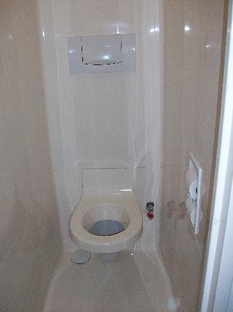 Waschm 246 Glichkeit Dusche Picture Of Ibis Budget Muenchen