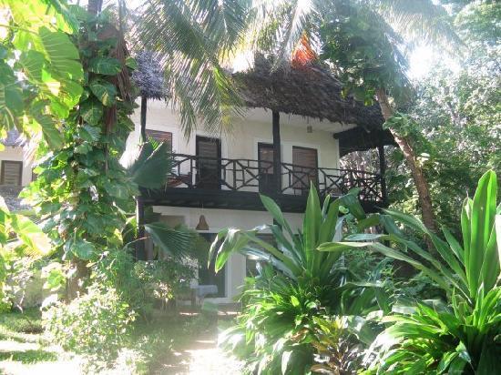 Galu Sea Lodge -Tamani: Our own Galu lodge - all ours!