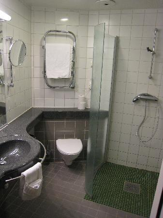Park Inn by Radisson Uppsala: Park Inn - bathroom