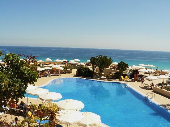 Iberostar Playa Gaviotas: Piscina Hotel Playa Gaviotas
