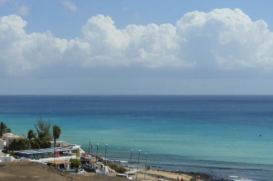 Iberostar Playa Gaviotas: Vista dall'Hotel Playa Gaviotas