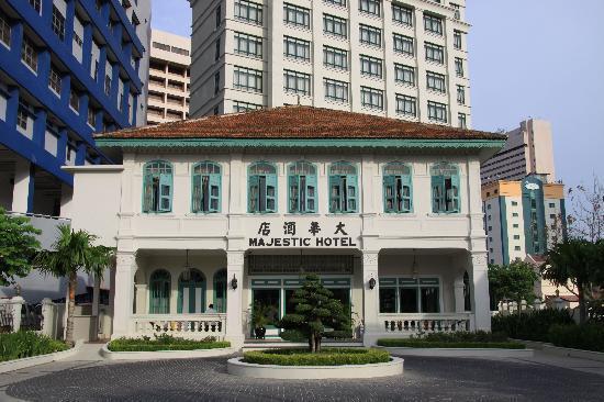 The Majestic Malacca: Vue générale de l'hôtel
