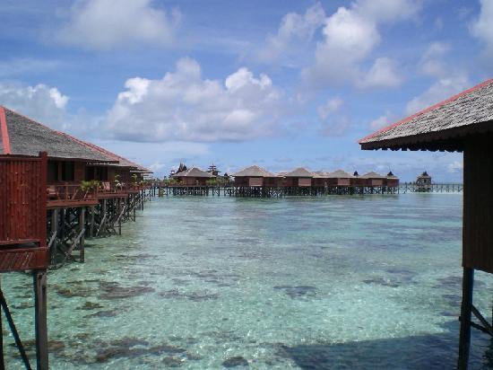Sipadan Water Village Resort: SWV