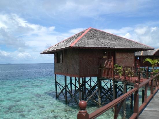 Sipadan Water Village Resort: Nice