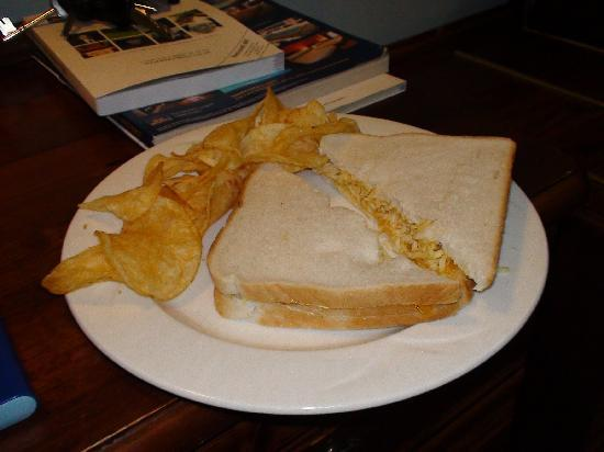 Best Western Reigate Manor Hotel: The £8 Sandwich!