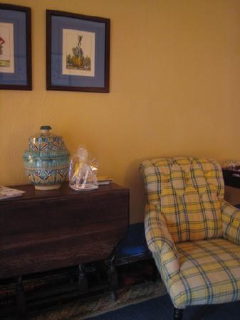 El Bulli Hotel - Hacienda Benazuza: Chambre 110