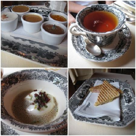 El Bulli Hotel - Hacienda Benazuza: Le petit déjeuner