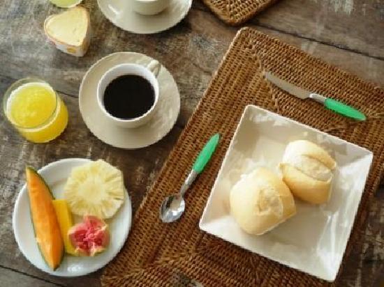 Pousada OKA da MATA: breakfast
