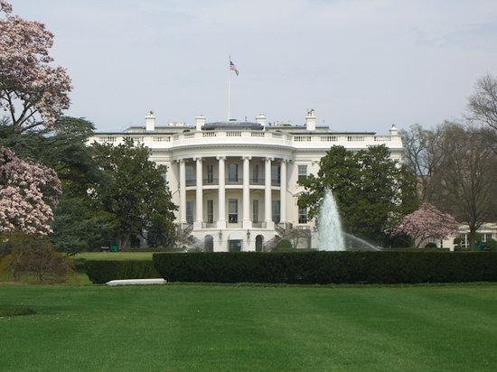Вашингтон, Округ Колумбия: ホワイトハウス