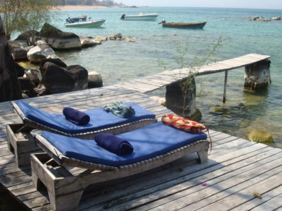 Likoma Island, Malaui: Room exterior