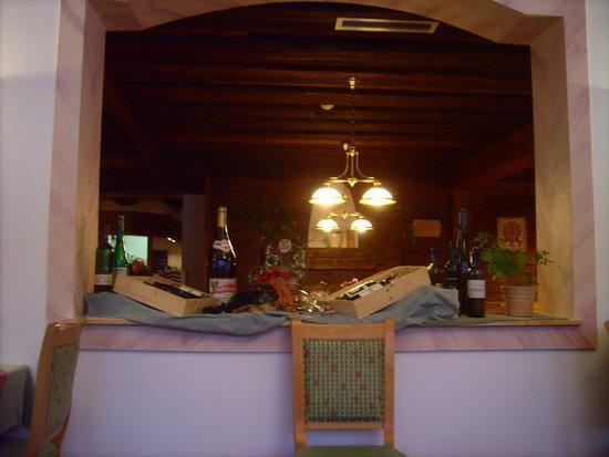 Hotel Turracherhof: The restaurant