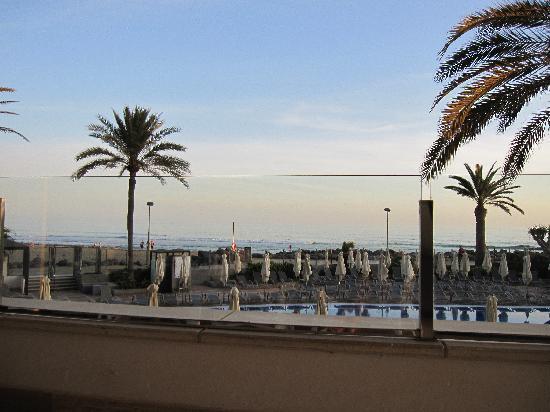 IFA Faro Hotel: terraza ifa faro