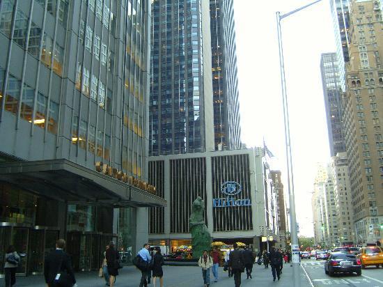 Hilton Hotel Avenue Of The Americas