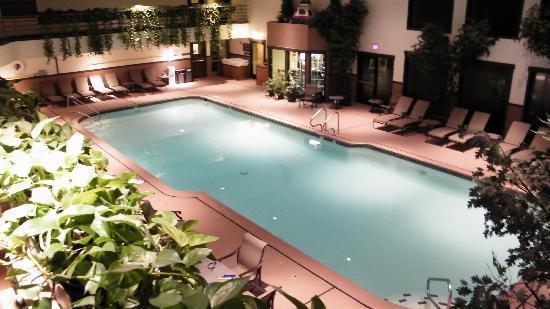 tenaya lodge at yosemite indoor swimming pool - Cool Indoor Pools With Fish
