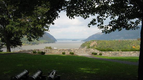 West Point, NY: Million Dollar View From Trophy Point