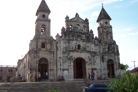 Casa Silas B & B: Guadalupe Church